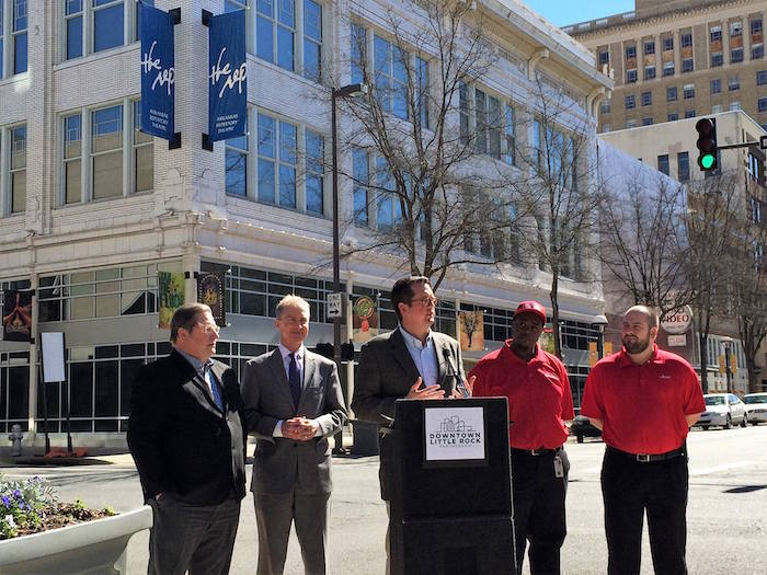 How To Utilize the New Downtown Little Rock Partnership Ambassadors