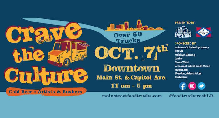 Make Way for the 7th Annual Main Street Food Truck Festival